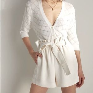 Wilfred Paperbag Short from Aritzia